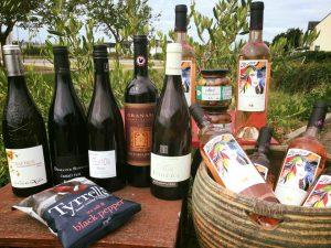 cave vin presqu'ile de rhuys morbihan