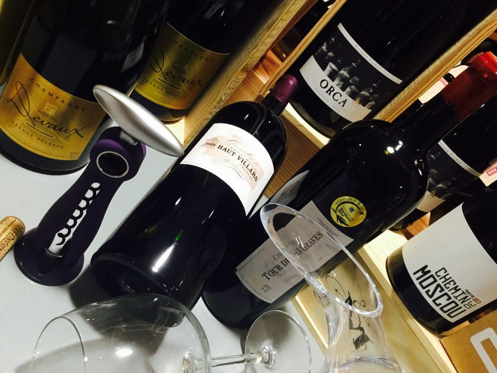 cave vin alcools vannes morbihan